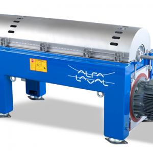 Décanteur centrifuge